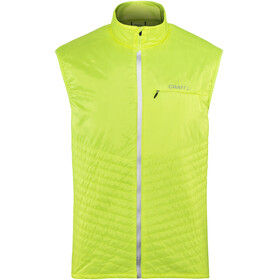 Craft Urban Run Running Vest Men yellow